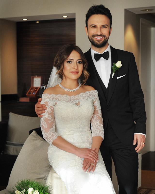 Tarkan ve Pınar Dilek el ele döndü